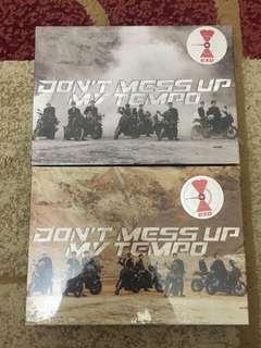 EXO 5TH ALBUM (SEALED ALBUM)