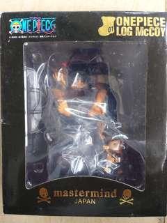 限量One Piece X Mastermind Figure