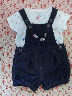 Original Carter's Clothes for baby girl