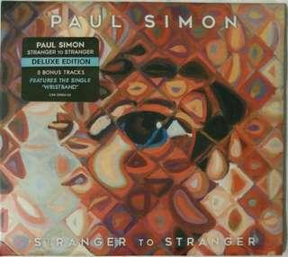 [Music Empire] Paul Simon - Stranger To Stranger CD Album