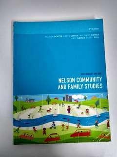 Nelson Community and Family Studies - Allison Beattie, Beth Girvan, Bronwyn Rayner, Kate Rayner, Kelly Bell (CAFS)