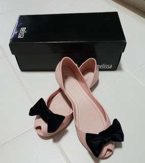 Melissa Ultragirl Bow flats shoes