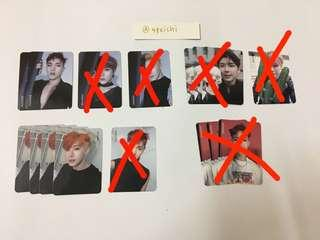 Monsta X Are You There Official Photocard