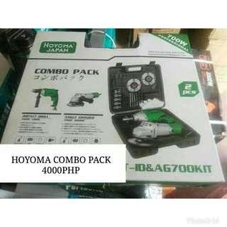 HOYOMA COMBO PACK