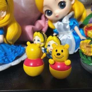 Pooh 不倒翁
