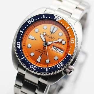 精工 SEIKO Prospex AUTOMATIC 自動錶 DIVERS WATCH 潛水 SRPC95K1 DIVERS 200M 防水 小丑魚 SRPC95-K1