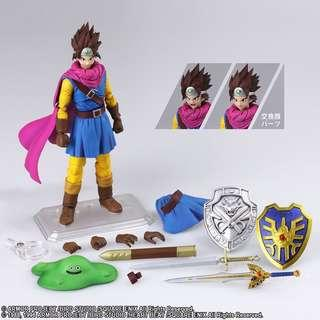 Pre-Order for Dragon Quest III: The Seeds of Salvation Bring Arts - Hero