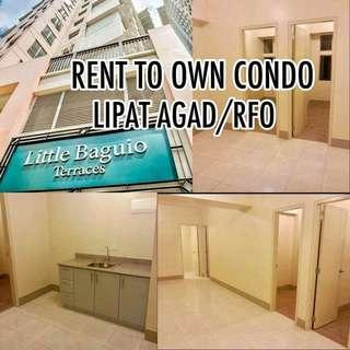 FAST MOVE IN - 2BR-3BR Rent to Own Condo in San Juan Little Baguio Terraces near Manila, Ortigas, J. Ruiz, Gilmore, Cubao, Broadway