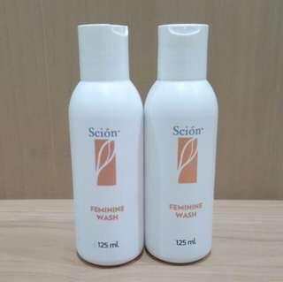 Scion Feminine wash 125ml