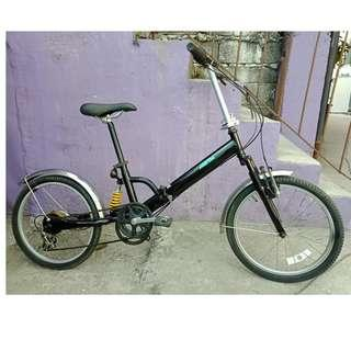 VINGWEB DUAL SUSPENSION FOLDING BIKE (FREE DELIVERY AND NEGOTIABLE!)