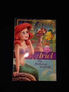 Ariel, the birthday suprise