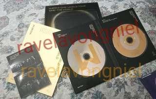 Wanna one world tour dvd bluray