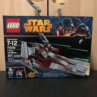 LEGO Star Wars 75039 V Wing Starfighter