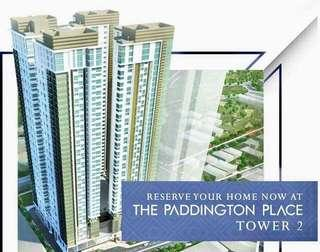 SAVE UP TO 200K UP TO 300K WITH 5% PROMO DISCOUNT Rent to Own CONDO in Mandaluyong AT NEW ESTABLISHED TOWER 3 THE PADDINGTON PLACE STARTS AT 23SQM NR STARMALL-CROSSING, SM MEGAMALL, GREENFIELD DISTRICT, MRT-SHAW BLVD. RENT TO OWN CONDO