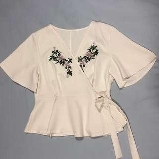 Embroidery Top