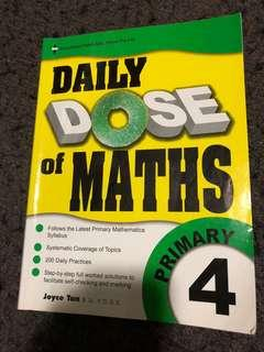 Daily dose of maths p4