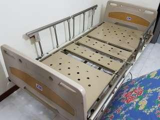 Hospital bed fully adjustable electric very good condition