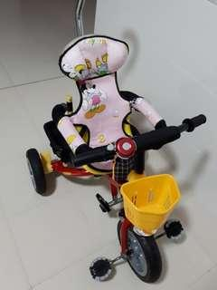 #Blessing: Baby Tricycle