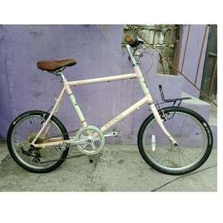 BRUNO ALLOY MINI VELO (FREE DELIVERY AND NEGOTIABLE!)not folding bike