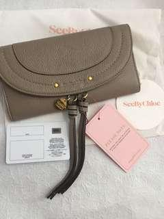 See by Chloe Ling wallet- new and authentic