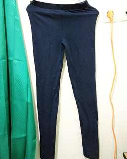 legging cotton stretch premium
