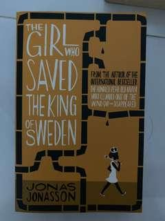 🚚 The girl who saved the king of Sweden