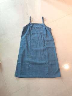 Temt Denim Spag Dress