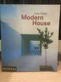(Preloved) Modern House 1, architecture-interior design book
