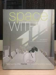 (Preloved) Space Within, architecture-interior design book