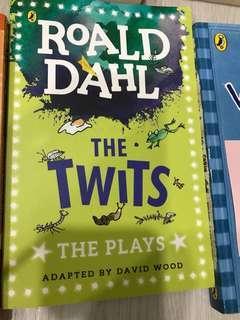 Roald Dahl:The Twits