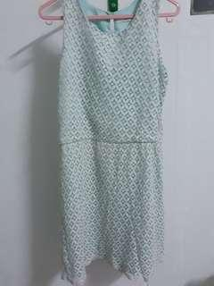 The blush Inc crochet dress