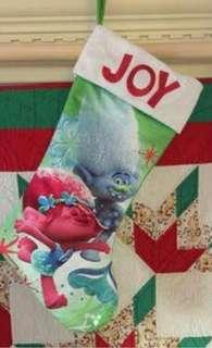 Trolls Christmas stockings