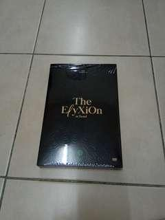 EXO The Elyxion in Seoul DVD