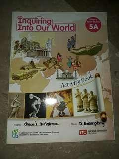 5A Social Studies Activity Book