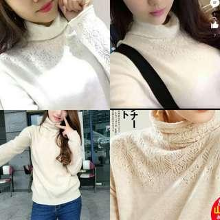 🚚 BN Soft n Comfort Crew Neck Knitted Wool Sweater Top