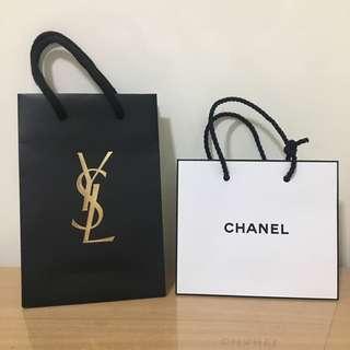 🚚 YSL紙袋