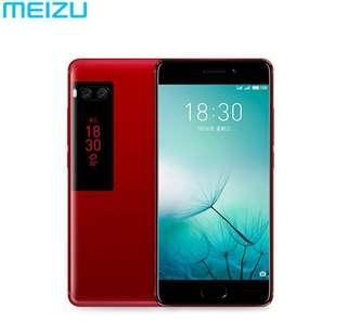 1🔥NEW Meizu Pro 7 64GB/4GB M792Q-L Unlocked Smartphone Black 5.2 Dual Screen Phone