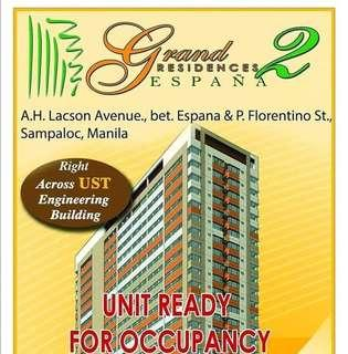 Grand Residence Condo Units for Sale