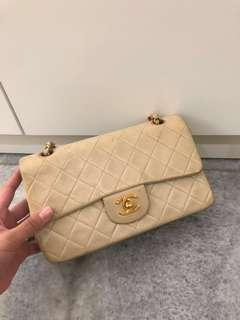 Chanel classic authentic preloved bag