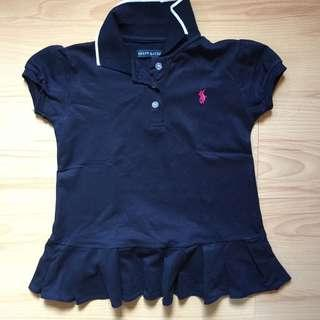 Ralph Lauren Polo shirt Fits 7-8yrs old