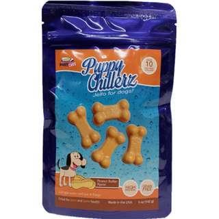 Peanut Butter Jello for Dogs