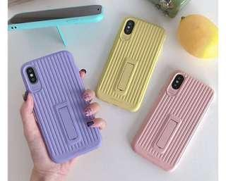 PASTEL PHONE CASE WITH STAND PO