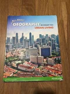 All About Geography Secondary Two Urban Living