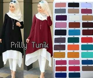 Prilly Tunik