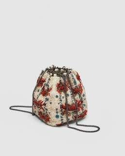 Zara 手挽袋 斜揹袋 小包