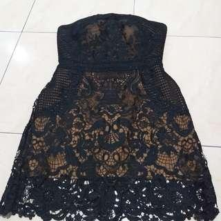Brokat Dress by Snidel