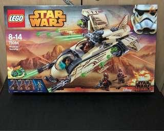 LEGO 75084 Star Wars Wookie Gunship