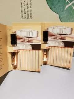 Sample全新一套2件專櫃直送(每件1.2ml) Chloe Eau De Parfum (原味)