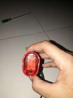 Selling dyu stock rear light