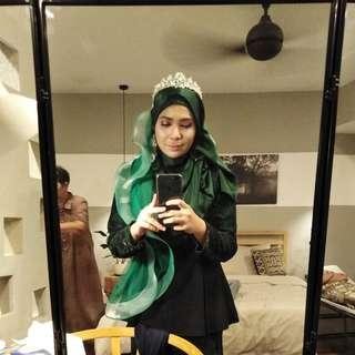 Baju Tunang from Caryazara